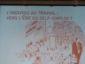 L'individu au travail : vers l'ère du self-emploi