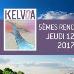 Conférence Transformations du travail. Kelvoa 2017- PARIS