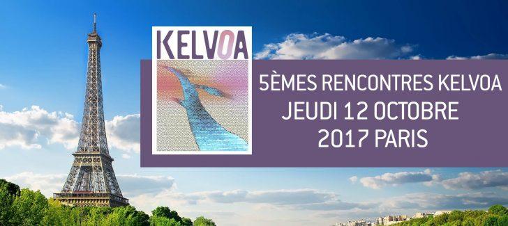 5èmes rencontres Kelvoa Paris