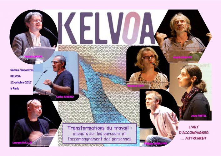 Compte rendu 5èmes rencontres Kelvoa - Octobre 2017