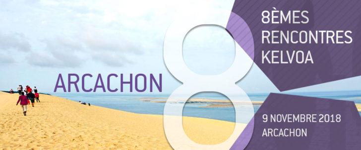 8èmes rencontres Kelvoa à Arcachon