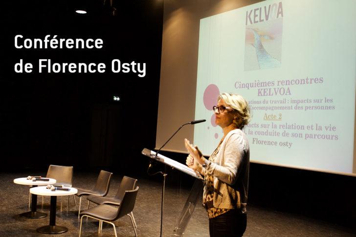 Conférence de Florence Osty