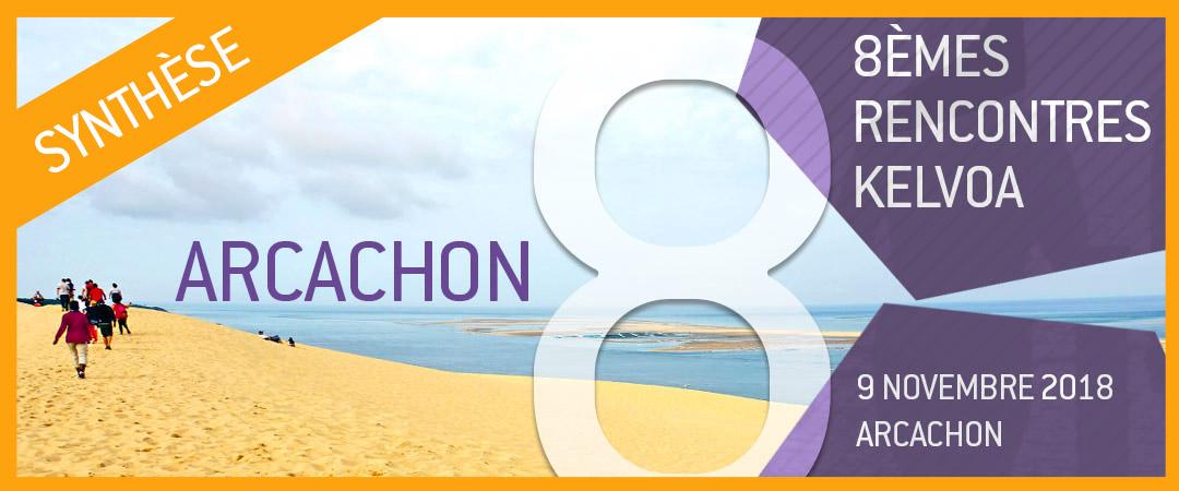 Synthèse 8èmes rencontres Kelvoa à Arcachon