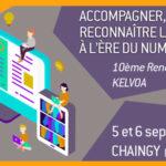 Actes des rencontres KELVOA de Chaingy